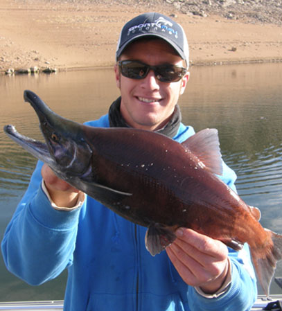 Robby Richardson Colorado Fishing Guide